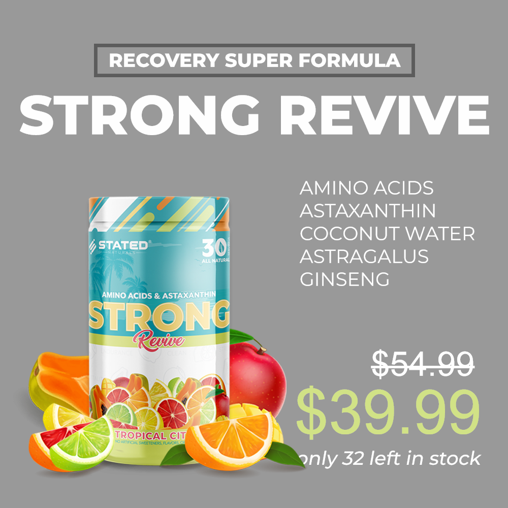 Strong Revive Recovery