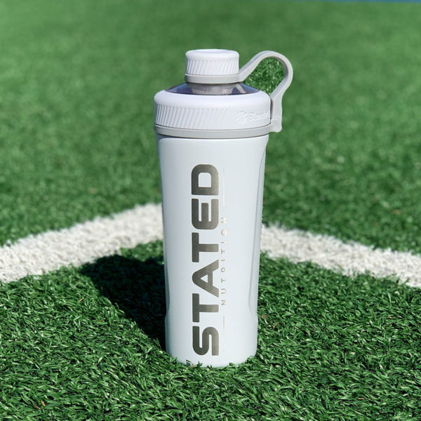 Stated Shaker Cup on Grass