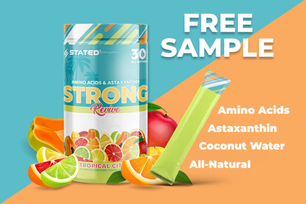 Free Sample of Strong Revive